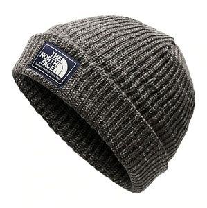 THE NORTH FACE - salty dog beanie/graphite grey